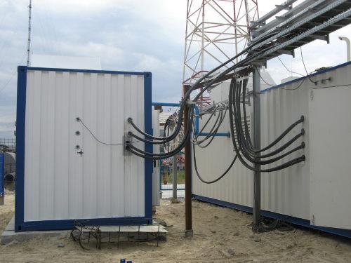 Модульная (блочная) азотная компрессорная станция производства ККЗ