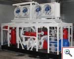 Автомобильная газонаполнительная компрессорная станция АГНКС-760